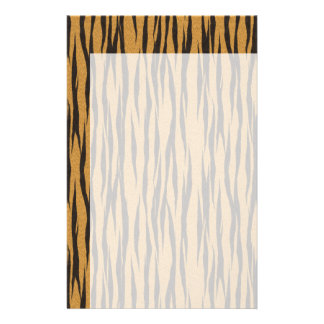 The fur collection - Tiger Stationery