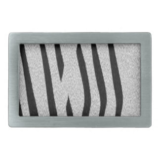The fur collection - Zebra Belt Buckle