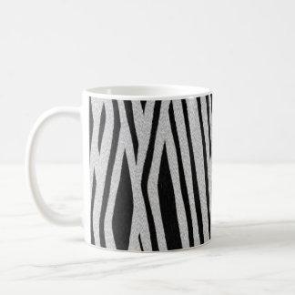 The fur collection - Zebra Coffee Mug