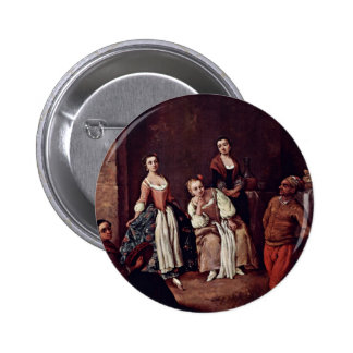 The Furlana By Longhi Pietro (Best Quality) Pinback Button