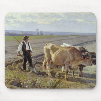 The Furrow, 1897 Mouse Pad