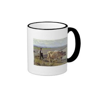 The Furrow, 1897 Ringer Mug