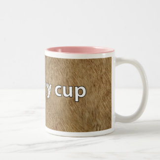 The Furry Cup Mugs
