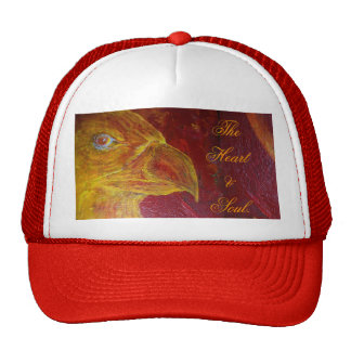 The Fury Of The Eagle Trucker Hat