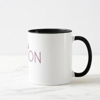The Fusion Striped Mug