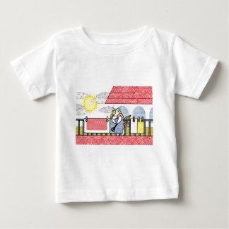 The futon it dries, (Hang out futon) Baby T-Shirt