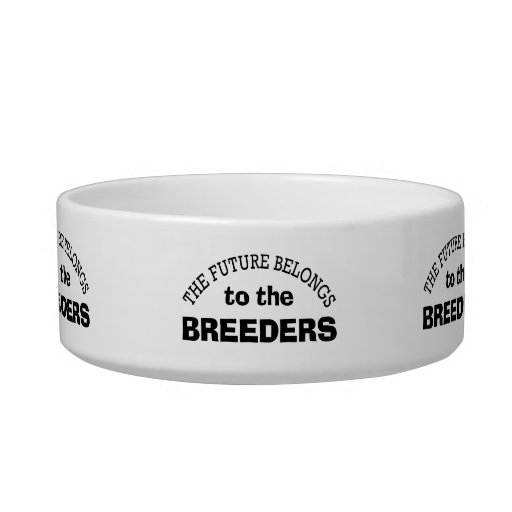 The Future Belongs to the Breeders Bowl