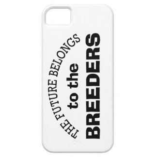The Future Belongs to the Breeders iPhone 5 Covers