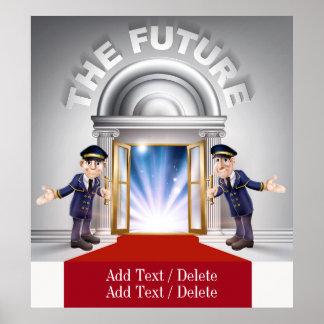 The Future: Business, Graduation, Wedding, etc. Poster