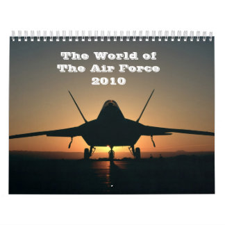 The future fighter, World of Airforce2010 Calendar