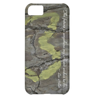 The future is anywhere my Heart... iPhone 5C Case