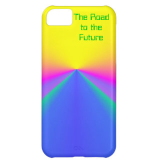 The Future is Bright iPhone 5C Covers
