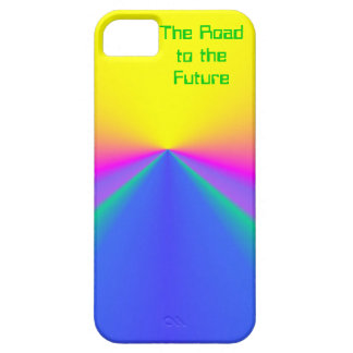 The Future is Bright iPhone 5 Covers