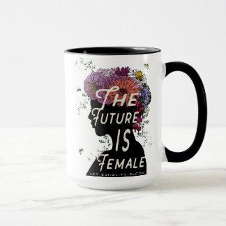 The Future Is Female - Coffee Mug