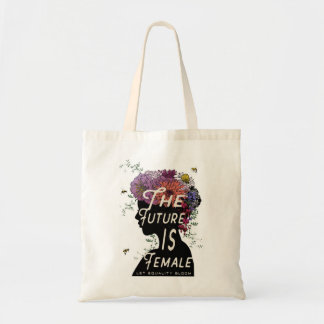 The Future Is Female - Tote