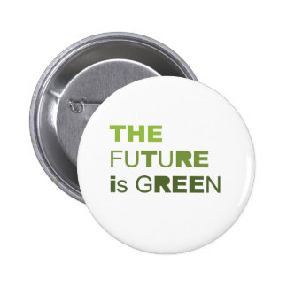 THE FUTURE IS GREEN  - PINS