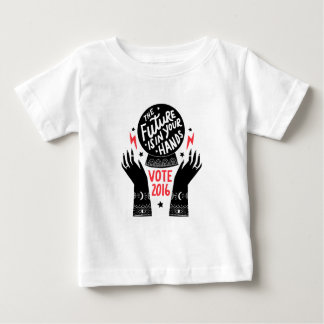 The Future is in Your Hands Baby T-Shirt