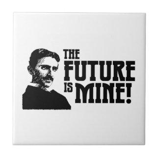 The Future Is Mine! Tile