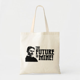 The Future Is Mine! Tote Bag