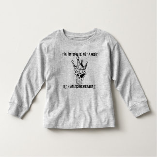 The Future is not a gift Tshirts