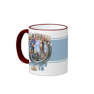 The Future - It s Not What It Used to Be Mug