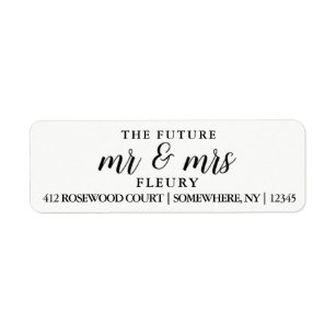 the future mr and mrs gifts on zazzle