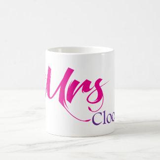 The Future Mrs Clooney Classic White Coffee Mug
