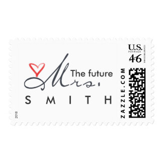 The future Mrs Postage Stamp