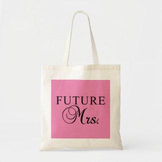 The Future Mrs. Tote Bag