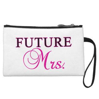 The Future Mrs. Wristlet Wallet