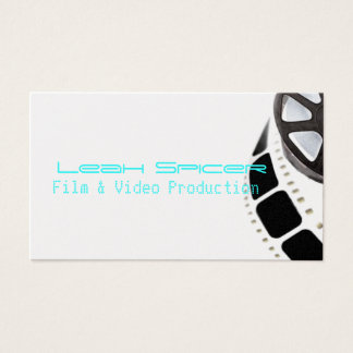 The Future of Film Lies in You Business Card