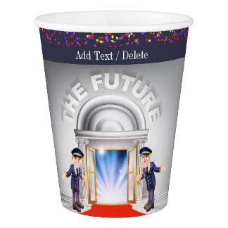 The Future Paper Cups Paper Cup