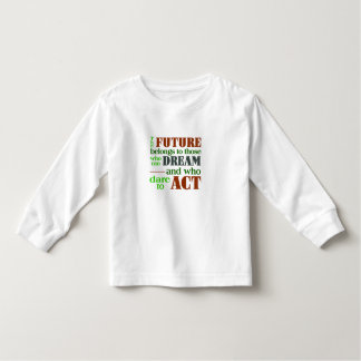 The Future shirt - choose style & color