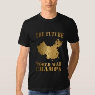The Future World War Champions T-Shirt