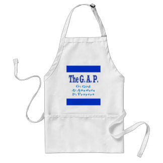 The G. A. P. Collection Apron