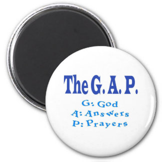 The G. A. P. Collection Magnet