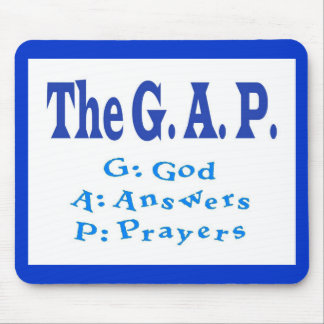 The G. A. P. Collection Mouse Pad
