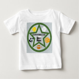 The G.O.A.T Sports Baby T-Shirt