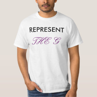 THE G representation T-Shirt