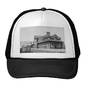 The G.T.R. Railroad Depot - Louis Pesha Trucker Hat