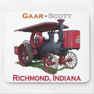 The Gaar-Scott Mouse Pad