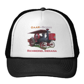 The Gaar-Scott Trucker Hat