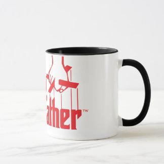 The Gadgefather red logo mug