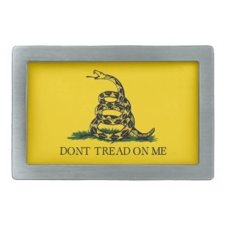 The Gadsden Flag Belt Buckle