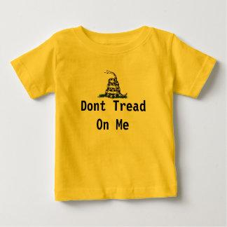 The Gadsden Snake Baby T-Shirt