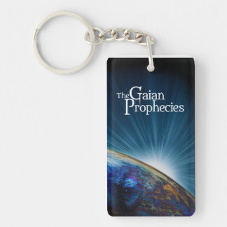 The Gaian Prophecies Double Sided Keychain