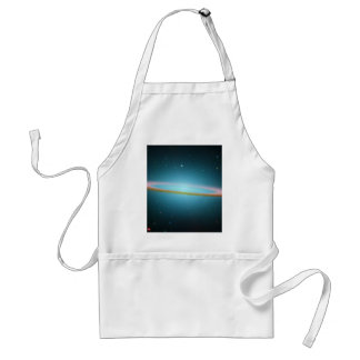 The Galaxy Adult Apron