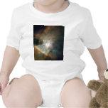 The Galaxy Baby Bodysuits