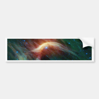 The Galaxy Bumper Sticker