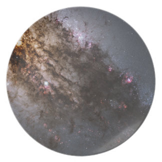 The Galaxy Dinner Plate